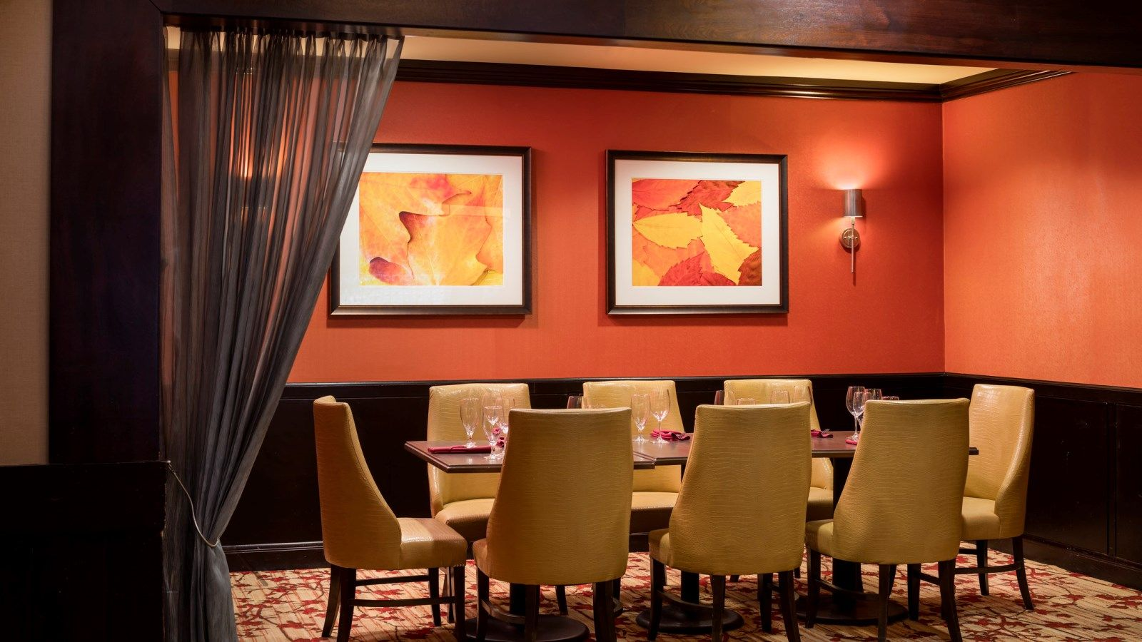 Sheraton Suites Wilmington Downtown - Private Dining